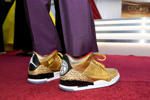 7f6945cc3f82de Spike Lee Has Been Killing the Red Carpet Sneaker Game For Years — Here Are His  10 Best Moments