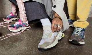 Italian Shoemaker Premiata Introduces a New Premium Line of Sneakers