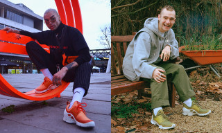 Peep the Instagram Influencers Flexin' This Unexpectedly Fire New Sneaker