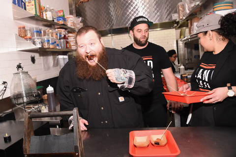 We Made Recipes From Action Bronson's New Cookbook 'Stoned Beyond Belief,' Here's How They Turned Out