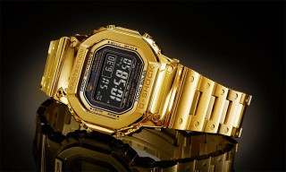 G-SHOCK's $69,500 18K Gold Watch Is Its Most Expensive to Date