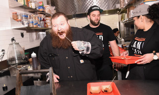 We Made Recipes From Action Bronson's New Cookbook 'Stoned Beyond Belief' — Here's How They Turned Out