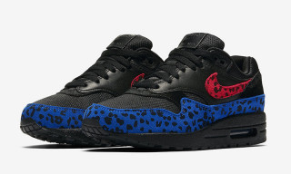 new concept 67084 b9e4d Nike Adds Black Leopard Print to Some of Your Favorite Sneakers