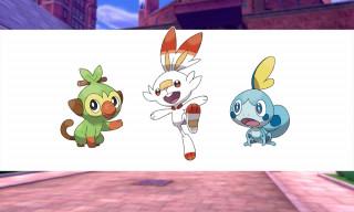 Nintendo Announces 'Pokémon Sword' & 'Pokémon Shield' for Nintendo Switch