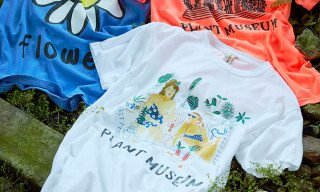 Urban Outfitters' New Plant Museum Collection Is for Graphic Tee-Loving Gardeners