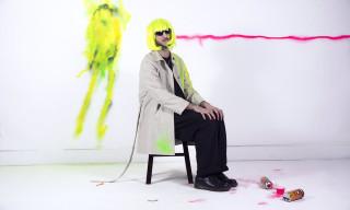 "Shlohmo Ups the Fuzz on New Single ""Rock Music"""