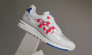 ASICS Is Droppings Its Iconic GEL-Saga With Colorful OG Zebra Stripes
