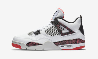 Jordan Brand Adds Bright Crimson Accents to the Air Jordan 4