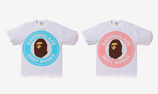 BAPE's Colorful New Basics Collection Coming Today