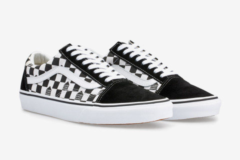 ea19e284d26 12 of the Best Interpretations of Vans  Iconic Checkerboard Pattern