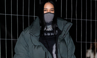 Celebrities Rocked the Best Street Style at OFF-WHITE's FW19 Show