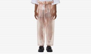 Would You Rock Doublet's $600 Transparent Pants?