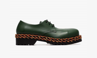 Balenciaga's New Dress Shoe Features Laces Where You Wouldn't Expect