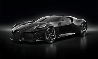 Bugatti's $18.68 Million La Voiture Noire Is the Most Expensive New Car Ever