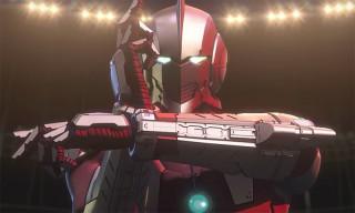 Netflix Shares First Trailer for New Anime Series 'Ultraman'