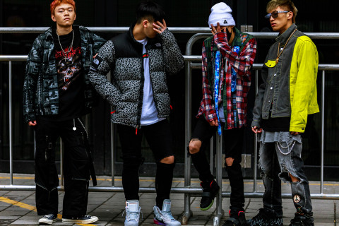 Our Latest 'Conversations' Podcast Discusses Streetwear in China