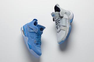 Nike Air Jordan 4 March Madness PE Pack  Official Closer Look fecc92119