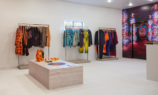Dries Van Noten Launches SS19 Pop-Up at Opening Ceremony LA