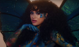 """Kehlani Is a Beautiful """"Butterfly"""" in New Video"""