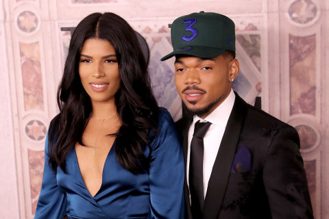 Chance The Rapper's white wedding has the streets in meltdown mode