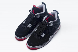 "868c6a835d3 Nike Air Jordan 4 ""Bred""  Rumored Release Information   Photos"