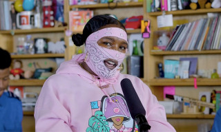 Leikeli47 Brings the Realness to Her NPR Tiny Desk Concert
