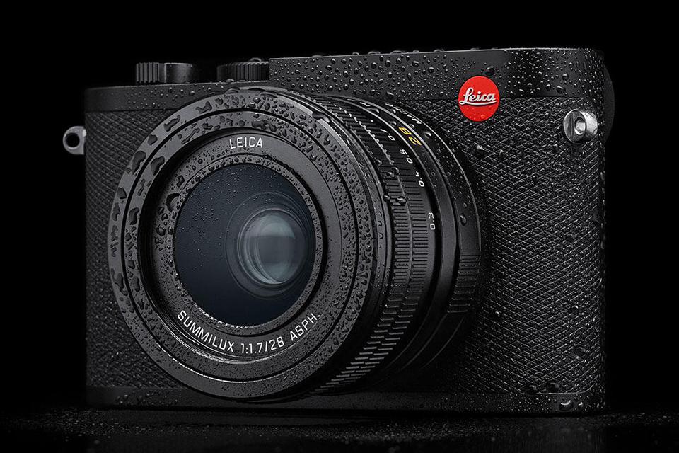 Leica Debuts $5,000 Weatherproof Q2 Compact Camera