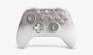 Xbox One's New Phantom White Wireless Controller Is See-Through