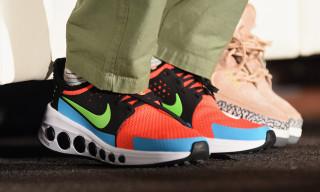 Tinker Hatfield Reveals Upcoming Nike React Sneaker at SXSW