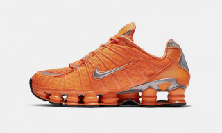 Nike's 2003 Shox Total Returns in Three Colorways Today