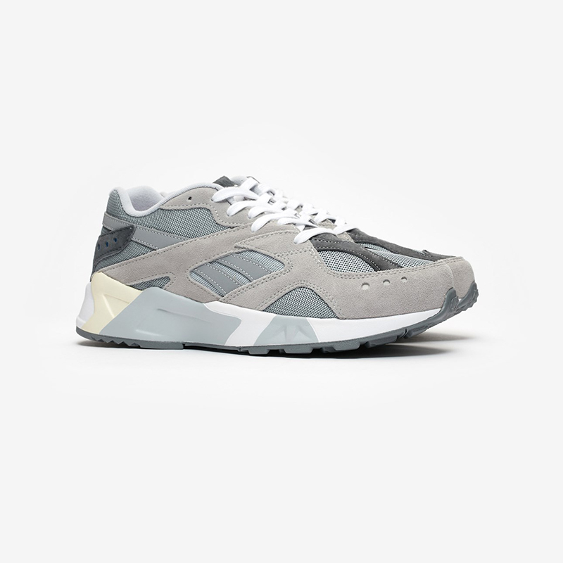 Packer Gives the Reebok Aztrek a New Grey Colorway – Celebrity Best News