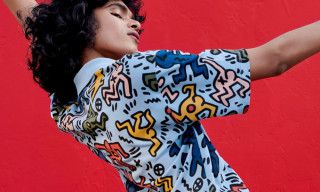 Lacoste Just Unveiled Its Latest Keith Haring Collaboration
