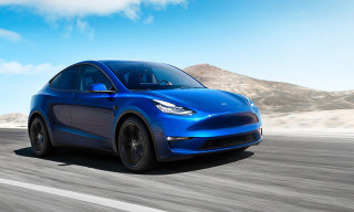 Elon Musk Just Unveiled Tesla's New Model Y Compact SUV