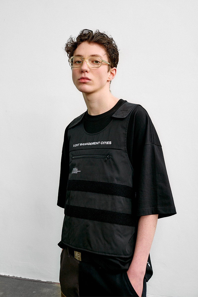 LMC Drops Stock Image Graphics and Two-Tone Cargo Pants for SS19