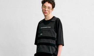 LMC Drops Stock Image Graphics & Two-Tone Cargo Pants for SS19