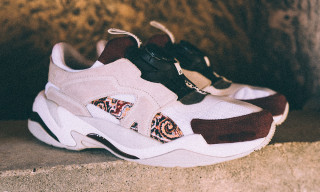 PUMA & Les Benjamins' Tasteful Debut Collection Adds a Dash of Turkish Culture