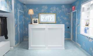KITH & Estée Lauder Launch Skincare Products With Immersive Store Activation