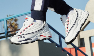 """The FILA """"Disruptor Future"""" Collection Just Dropped"""