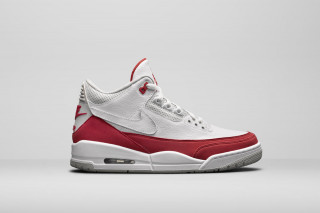 """The """"Air Max 1"""" Nike Air Jordan 3 Tinker With Replaceable Swoosh Drops Today 9acc00f24"""