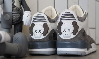 This Custom Shows What a KAWS x Nike Air Jordan 3 Would Look Like