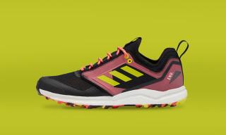 END.'s adidas Terrex Agravic XT Changes Color As You Wear It