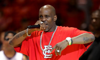 Watch DMX Deliver a Passionate Prayer at Kanye West's Sunday Service