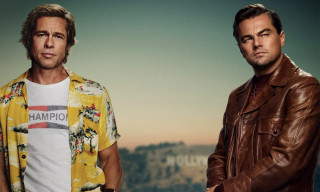 Leonardo DiCaprio Shares Official 'Once Upon a Time in Hollywood' Poster