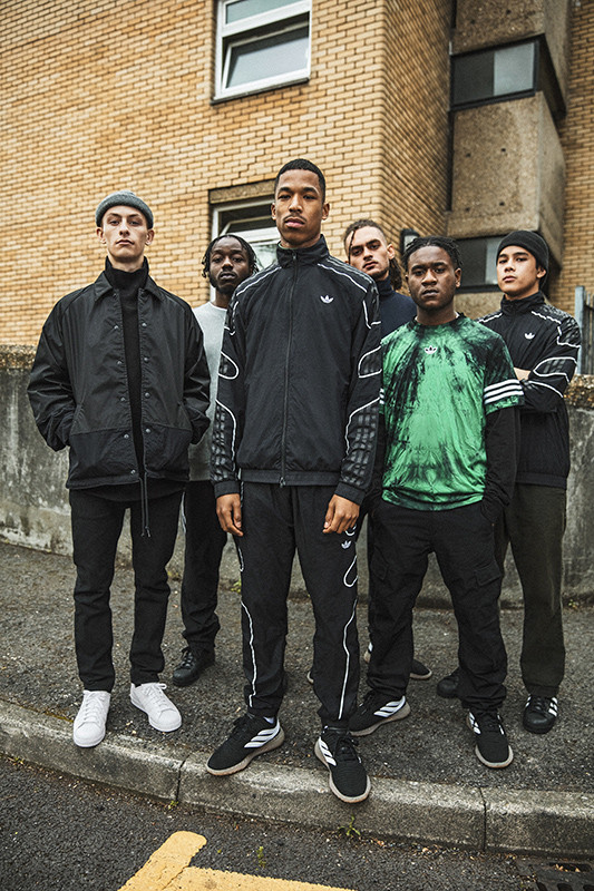 Stormzy & adidas Originals Debut New Tracksuits