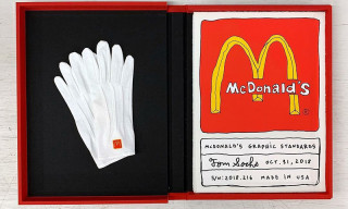 Tom Sachs Debuts Satirical $10,000 'McDonald's Graphic Standards' Guide