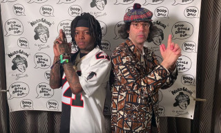 J.I.D Teases Goodie Mob Freestyles With Nardwuar at SXSW