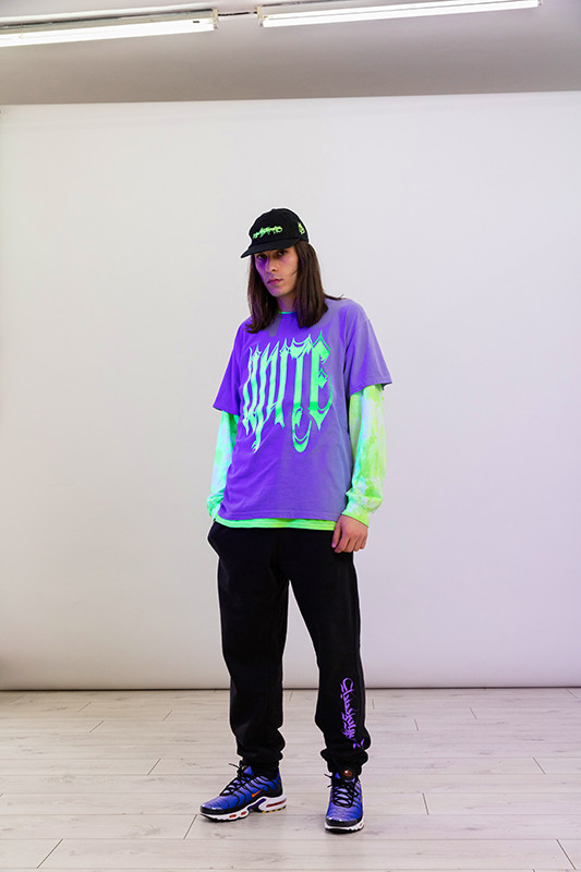 Youth of Paris Experiments With Neon Prints for SS19