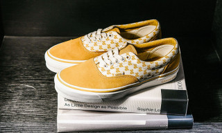 South Korea's Casestudy Takes On Vans' Iconic Checkerboard on New Collab