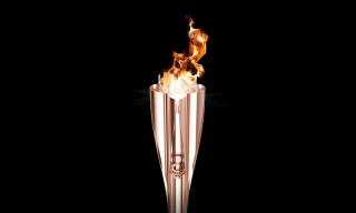 Here's Your First Look at the Tokyo 2020 Olympic Torch