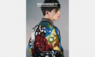 Highsnobiety Japan's Second Print Issue Is Dropping Next Week